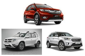 Honda is set to shake things up in the booming small SUV segment with the launch of its all-new BR-V seven-seater SUV on May 5, 2016.