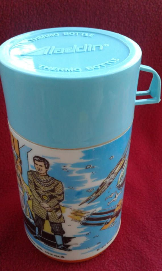 Buck Rogers Aladdin thermos  FREE SHIPPING