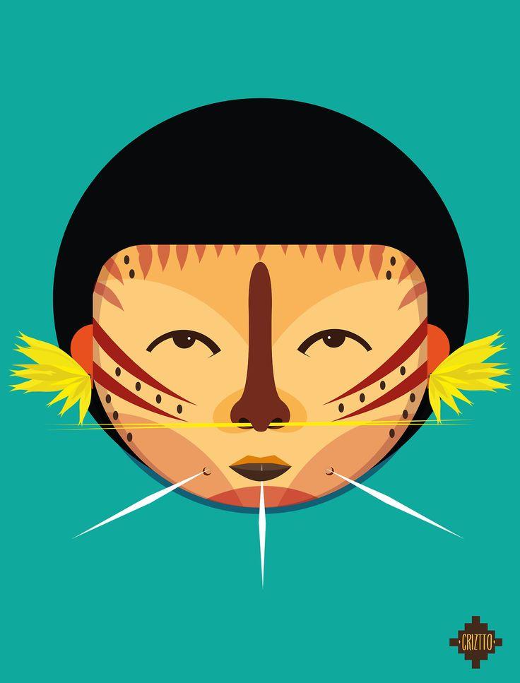 Yanomami, Venezuela /////////////////////////////////////////////////////////////////////// Los yanomamo o yanomami (significa hombre, gente o especie) son una etnia indígena americana dividida en tres grandes grupos: sanumá, yanomam y yanam. Viven en la selva tropical y ocupan un territorio que se extiende de ambos lados de la frontera entre Venezuela y Brasil. Son nómadas y conforman el pueblo indígena más numeroso de América del Sur. Emigraron hace unos 15.000 años a través del Estrecho…