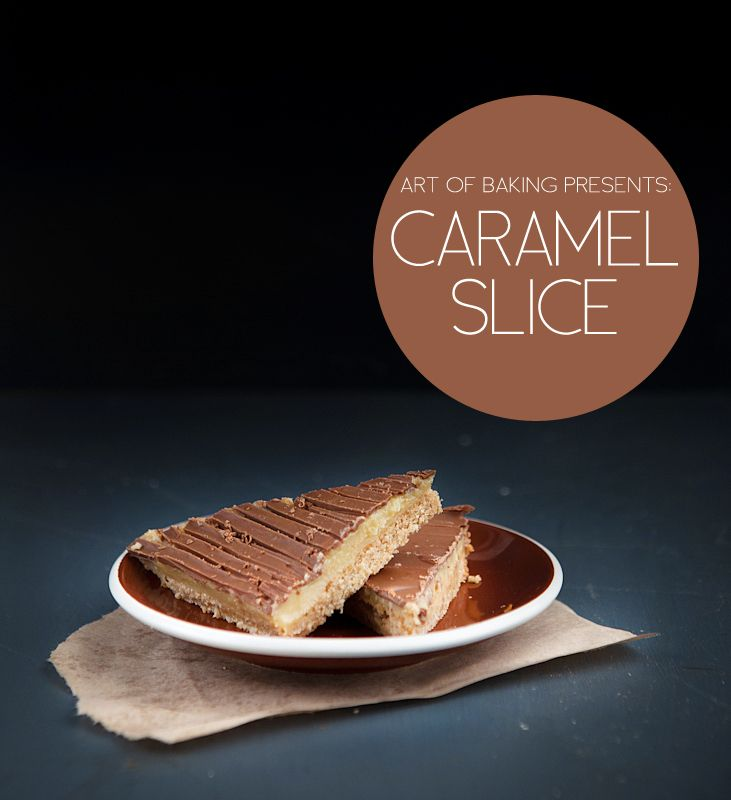 A Slice of Family Tradition - Caramel Slice Recipe   This caramel slice recipe is the epitome of a homemade , traditional  family recipe. It doesn't come from a fancy cookbook, a celebrity chef or ...