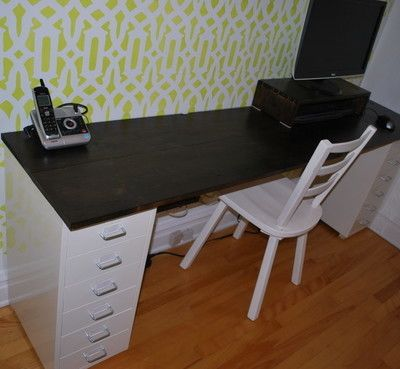 narrow office desks. diy narrow desk 2 x 95 office desks n