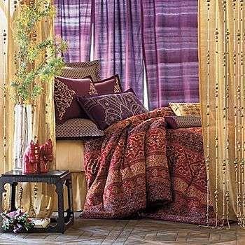 Purple Bohemian Bedroom 104 best tranquil bedrooms images on pinterest | bedrooms, room