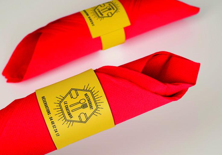¡Crear tus propios porta servilletas, con Exaprint es posible!