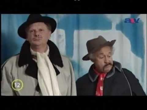 Sas kabaré lexikon két cigány - YouTube