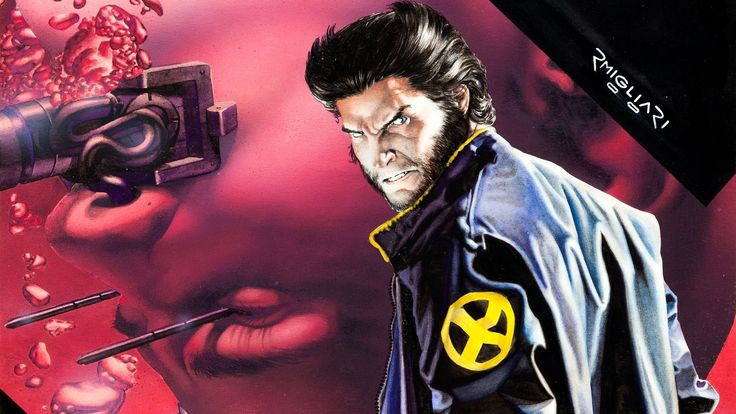 HDQ Images wolverine picture, Arlen Gill 2017-03-21