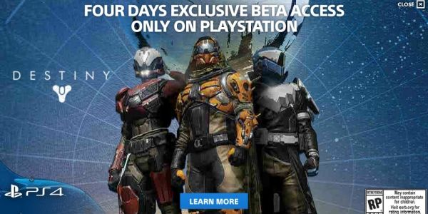 Bungie offers nearly four minutes of Destiny footage - One of the many highlights of Sony's E3 press conference was the above trailer, a nearly four-minute long look at Destiny, the upcoming MMO-esque first-person shooter from Halo
