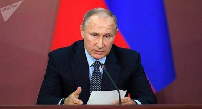 Putin appelliert an die Welt: Folgt unserem Beispiel und vernichtet alle Chemiewaffen