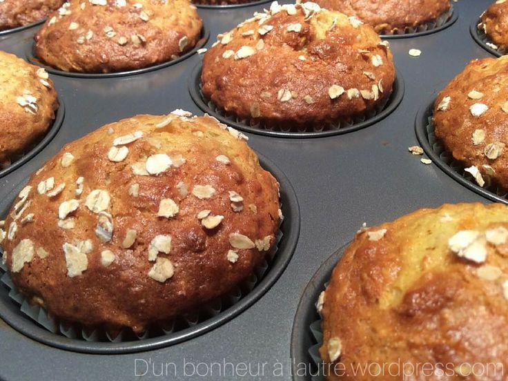 Muffins parfaits !
