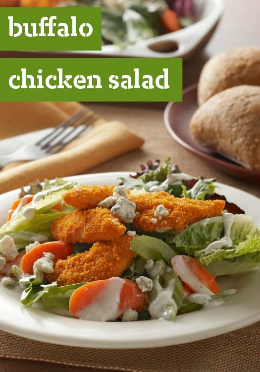 easy chicken salad recipe best chicken recipes buffalo chicken salads ...
