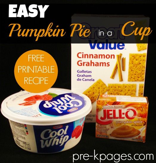 Easy Pumpkin Pie Recipe for Kids