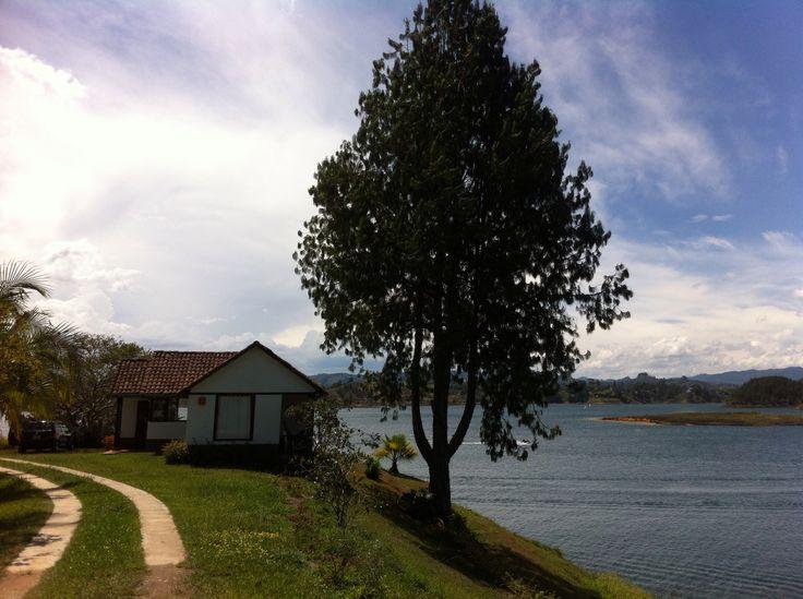 Lake house.  Guatape - Antioquia