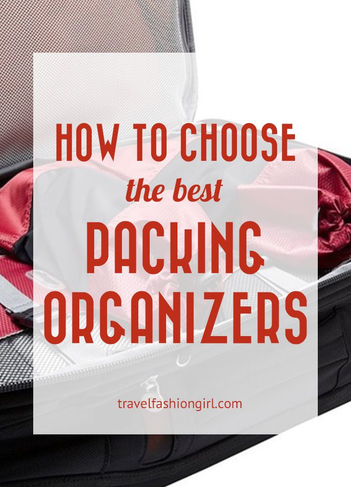 I hope you found these tips on how to choose packing organizers helpful. Please share with your friends on Facebook, Twitter and Pinterest. Thanks for reading!