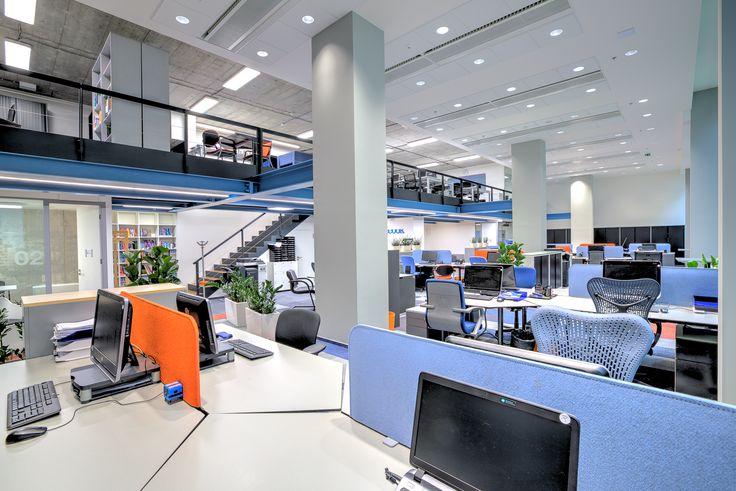 Interiér kanceláří, Praha / © GeddesKaňka, s.r.o.