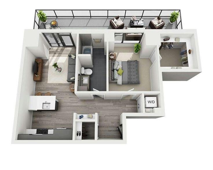 House in 2020 Haus design, Grundriss wohnung