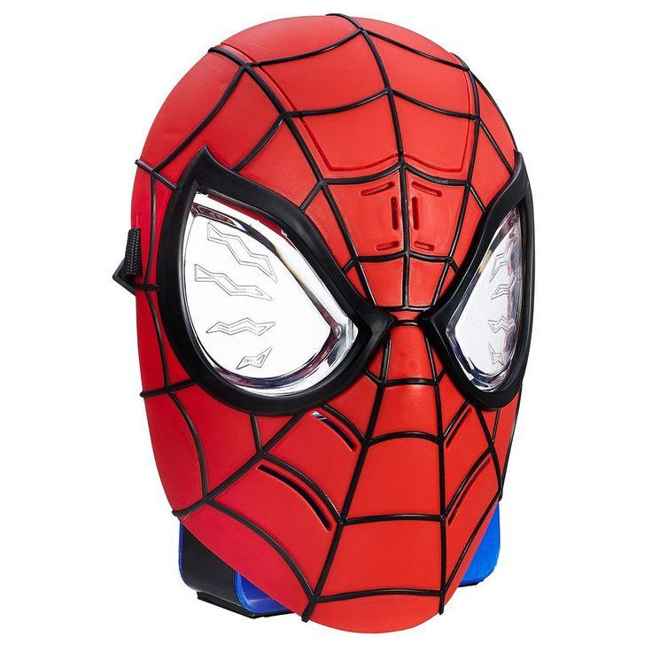 Marvel Ultimate Spider-Man vs. Sinister 6 Spidey Sense Mask by Hasbro, Multicolor