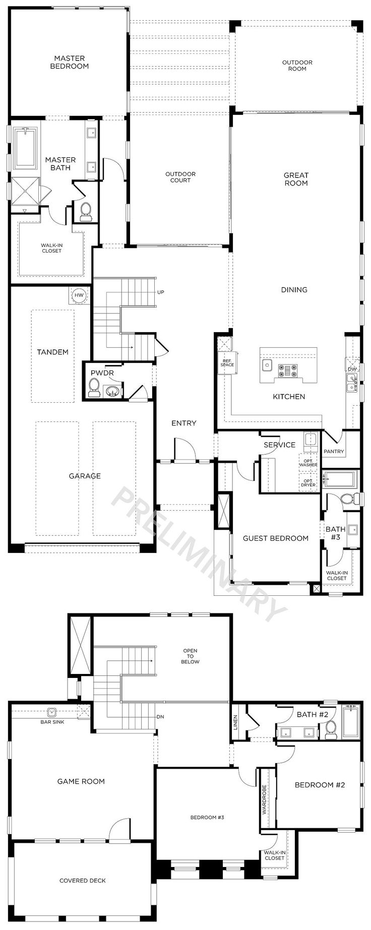 Best Las Vegas Pardee Homes Images On Pinterest - Las vegas floor plans