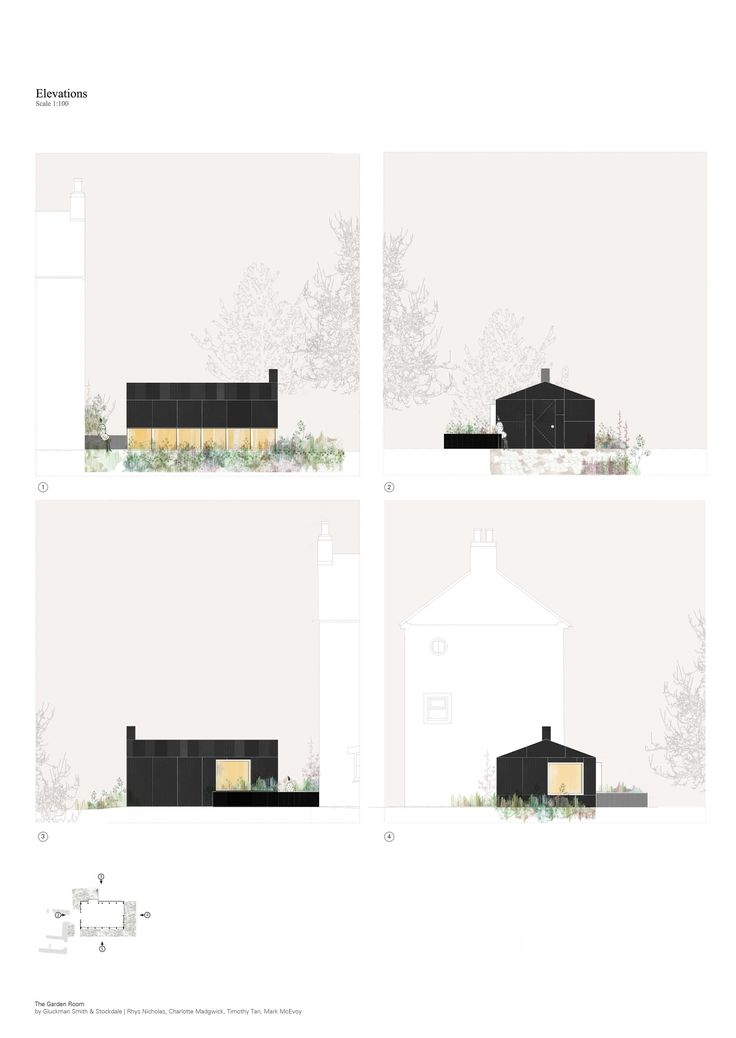 Participants were invited to design an original out-building to be used by  creative practitioners working with Hauser & Wirth Somerset ...