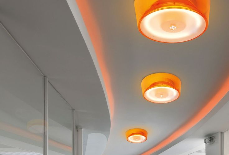 Wall / Ceiling Lamp Egoluce #Echo