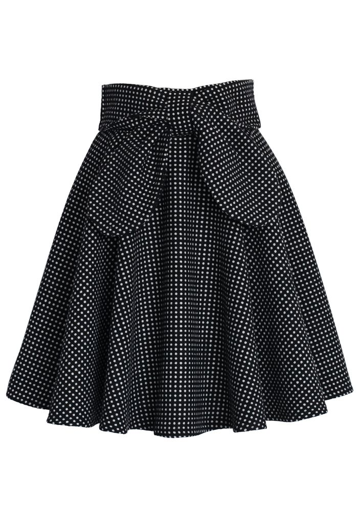 Delight in Dots A-line Skirt - New Arrivals - Retro, Indie and Unique Fashion