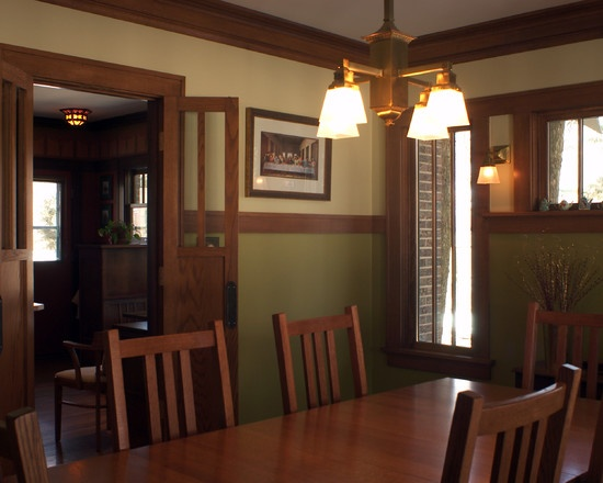 Dining Room Arts Crafts Design Pictures Remodel Decor And Ideas
