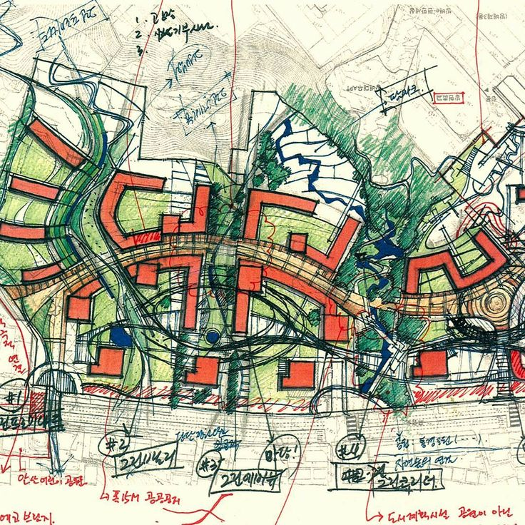 #Environmental #Design #Group #LandscapeArchitecture & #Associates #sketch #drawing #plan #note #conceptplan