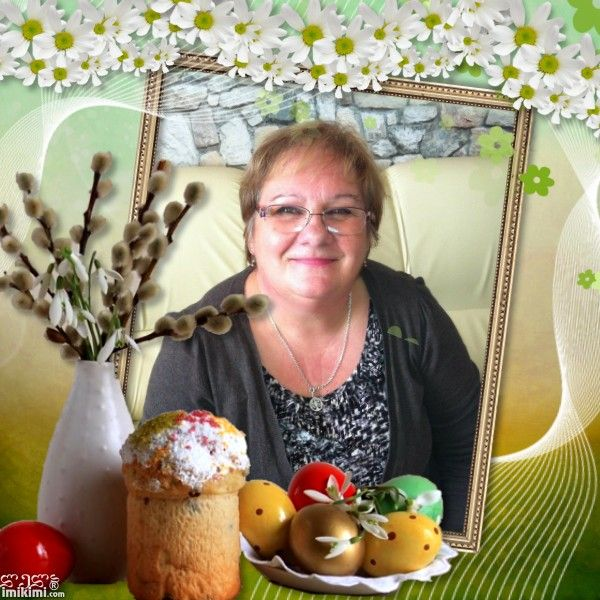 NOVÁKNÉ Easter