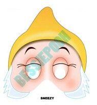 Sneezy (by BessiePooh @Etsy) #SnowWhiteAndTheSevenDwarfs