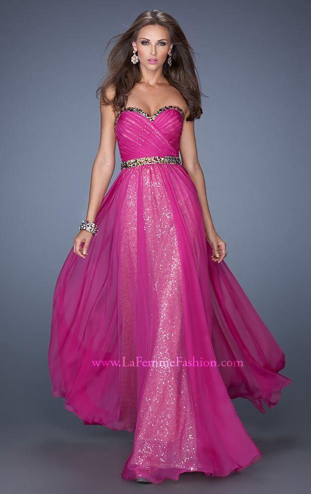 36 best Ideas de vestidos images on Pinterest | Evening gowns, Ball ...