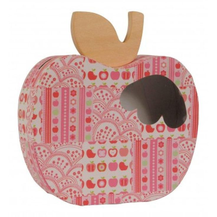 Paper Moon Apple Money Box - Tiger Tribe for sale by Little Shop of Treasures. Other Tiger Tribe available now at LSOT.