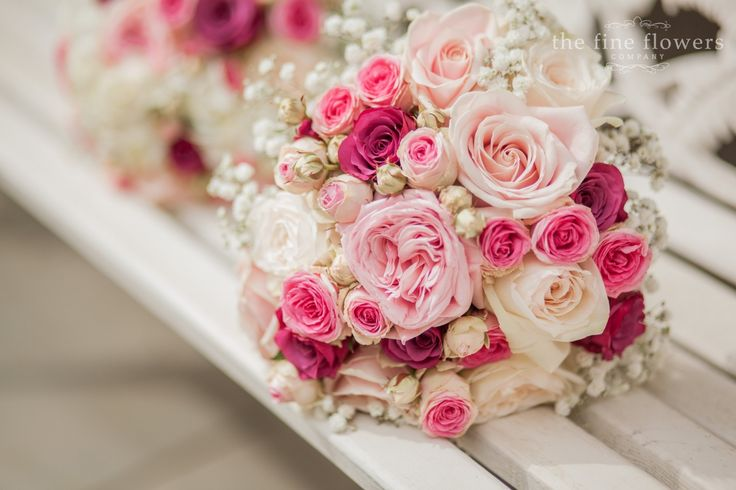 Raspberry Ripple Flowers from Wedding at Coworth ParkThis pretty colour scheme looked amazing at this recent wedding at Coworth Park. The neutral background of the Oval room created a perfect backdrop for this flourish of pretty raspberry and blush sorbet pink colour scheme and looked so…