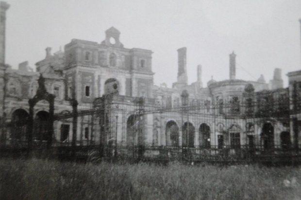 Zdjęcie numer 22 w galerii - Stary Zamek i Pałac w Świerklańcu na archiwalnych zdjęciach