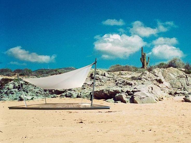 Tenda a vela INTREPID Collezione Vele Ombreggianti by Corradi Outdoor Living Space