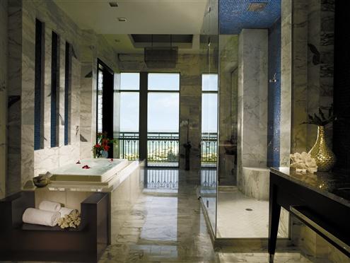 Penthouse Suite Master Bathroom