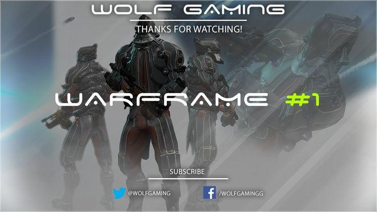 Warframe #1 - Start a new world