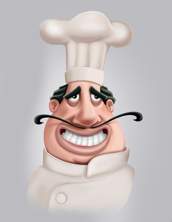 Chef Character Design