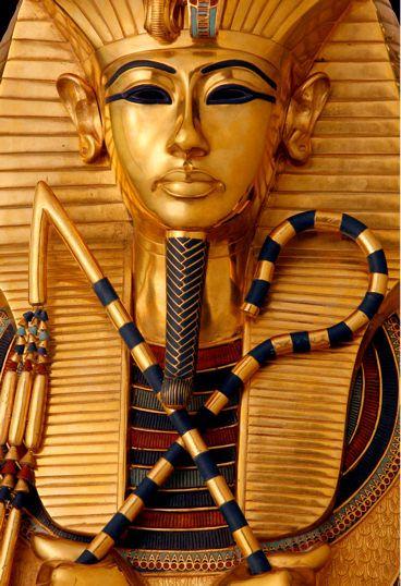 Toutankhamon, un pharaon de 18 ans