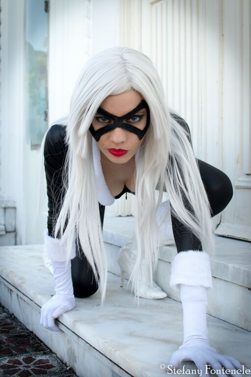 Black Cat - Kamisama.fr - Artwork, Cosplay, Manga, Sexy, Otaku, Geek, Comics // 神様