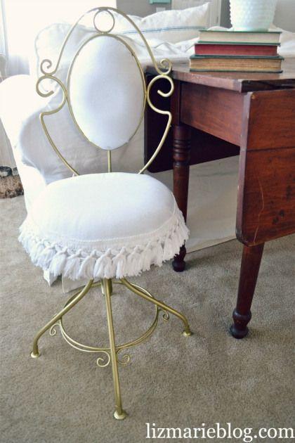 Vanity Stool Diy Stool: Best 25+ Vanity Chairs Ideas On Pinterest