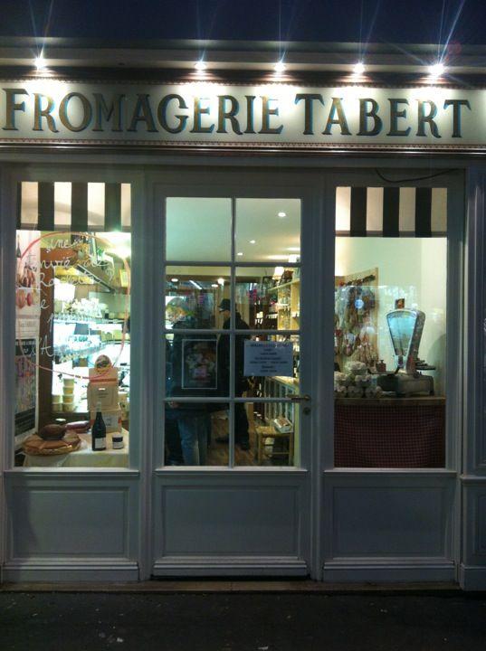 Fromagerie Tabert (ex Autour d'un fromage) à Paris, Île-de-France