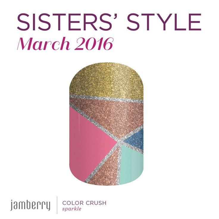 loving this more every time I see it. this month only buy it at  https://ambergreensjams.jamberry.com/au/en/
