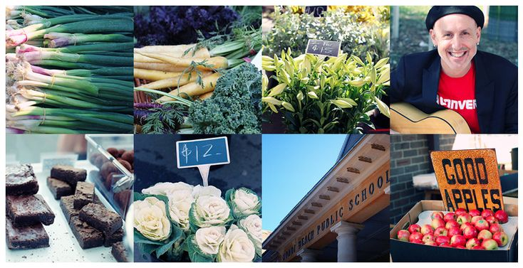 gotta check this out, looks like the real deal.. Bondi Farmers' Markets  | The Low Flying Duck