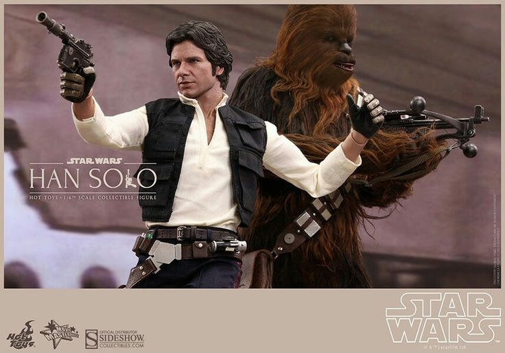 Han SOLO and Chewbacca   Figures   Star Wars   Episode IV : A New Hope   Sideshow Collectibles Figures