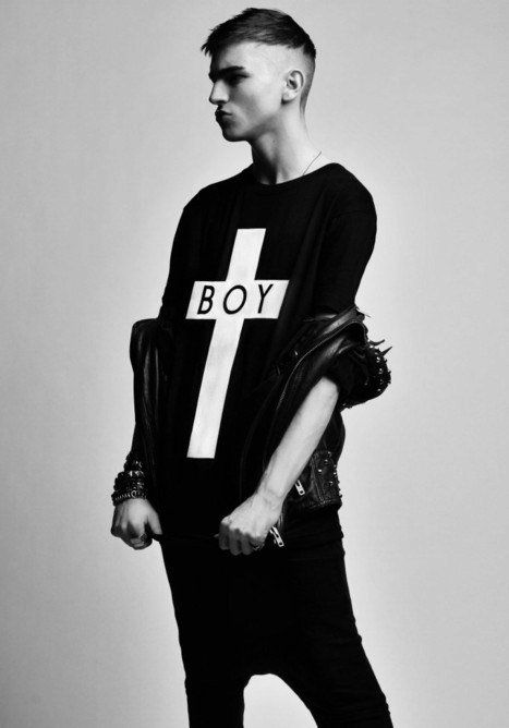 Boy Sweatshirt Black