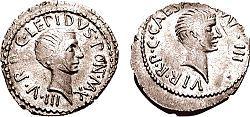 Second Triumvirate - Wikipedia, the free encyclopedia