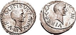 Second Triumvirate - Wikipedia, the free encyclopedia