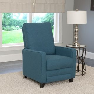 Shop for CorLiving Kelsey Linen Fabric Modern Recliner Armchair. Get free delivery at Overstock. : his and hers recliners - islam-shia.org