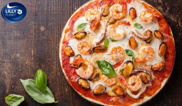 Wspominaliśmy ostatnio, że naszą 5 składnikową Mieszankę Owoców Morza Lilly Planet można wykorzystać do przygotowania sałatek - ale również pizzy na Cieście do Pizzy Best Bakery 😄 Jeśli dorzucimy jeszcze kawałki ośmiornicy - nic więcej już nam do szczęścia nie potrzeba😄😄😄 Stefan 😄 #asunto #lillyplanet #krewetki #grill #shrimps #owocemorza #seafood #kalmary #ryby #małżeświętegojakuba #przegrzebki #osmiornica #octopus #myfood #IFollowYou #przepisy