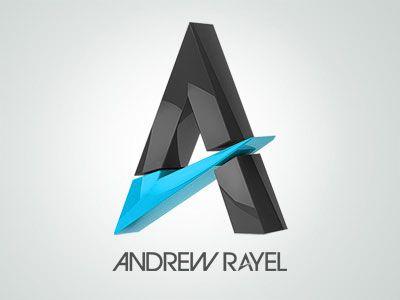 Andrew Rayel DJ Logo Design