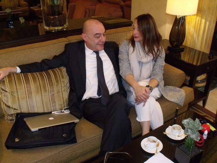 Paolo Bendetti e Laura Colombo - ETAss