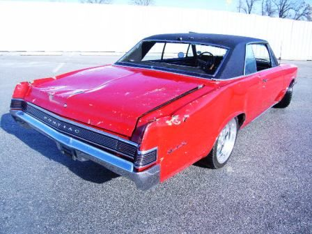 Pontiac GTO Project Cars For Sale.